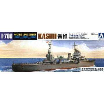 Japoński lekki krążownik KASHII