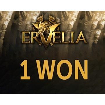 ERVELIA YANG 1 WON (1KKK)