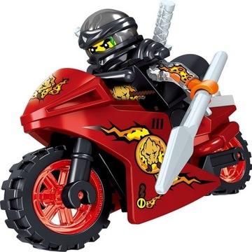 Lego Ninjago Cole figurka motor
