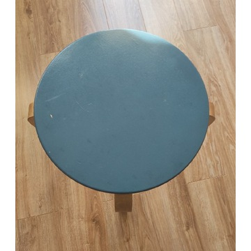 Dwa taborety, stołki Ikea