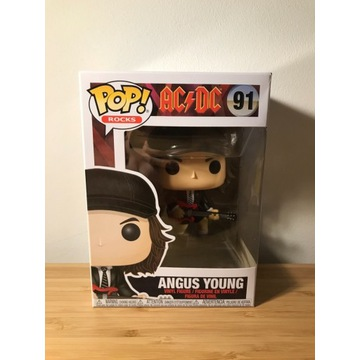 Funko Pop AC/DC angus young
