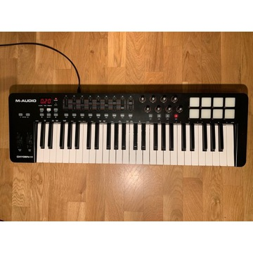 M-Audio Oxygen 49 IV klawiatura MIDI stan idealny