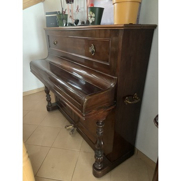Pianino Bernhardt Paris