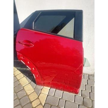 Drzwi prawe tył Mazda cx3 41V