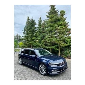 VW PASSAT B8 R-line 190ps 111tys km el hak