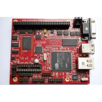 Komputer przemysłowy ARM embedded TS-7250 płyta SB
