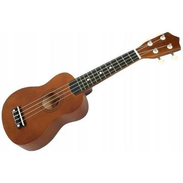 Nowe ukulele sopranowe MU-211 Brown