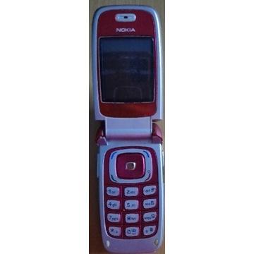 Nokia 6103 uszkodzona