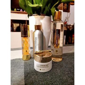 Colway Złoty Zestaw ATELO-COLWAY gratis kosmetyczk