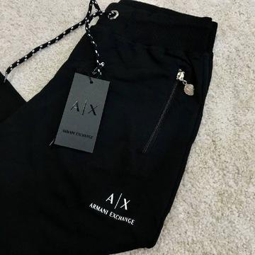 Spodnie dresowe Armani męskie