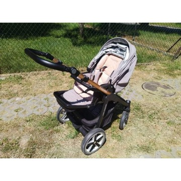 Baby Design Lupo Comfort+ Cybex Aton 5