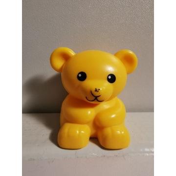LEGO DUPLO mały żółty miś NIEDŹWIADEK zabawka