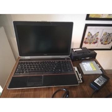 """Dell e6520 15,6""""FHD i5-2540M 8GB SSD480GB HDD480GB"""