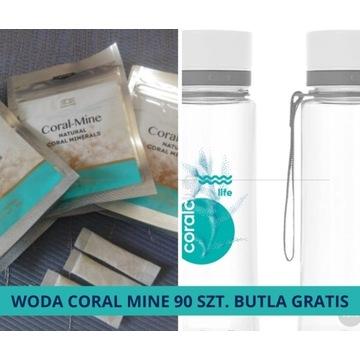 Coral Mine 90 sasz. Energia. PH 8,5. Butla gratis