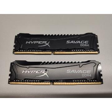 Kingston HyperX Savage 3000Mhz 2x4GB DDR4