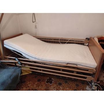 Łózko rehabilitacyjne elektryczne jak nowe