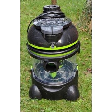 Odkurzacz wodny turbo power cleaner welmax