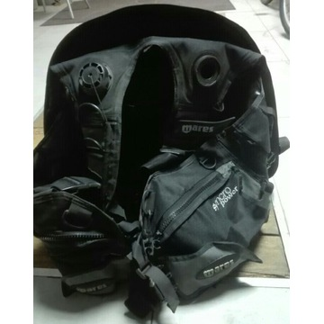 Jacket Mares Syncro Power bcd