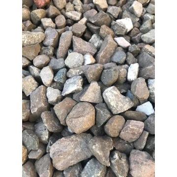 Kamień drogowy kruszywa gruz betonowy