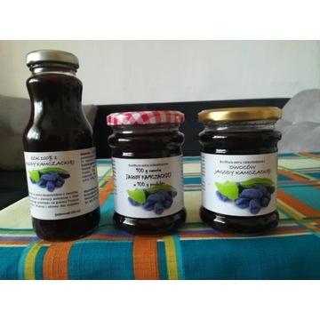 Konfitura z jagody kamczackiej 265 g