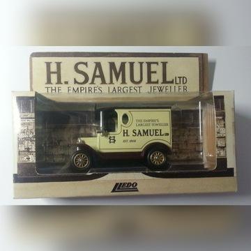 stary samochód kolekcjonerski model LLEDO UK