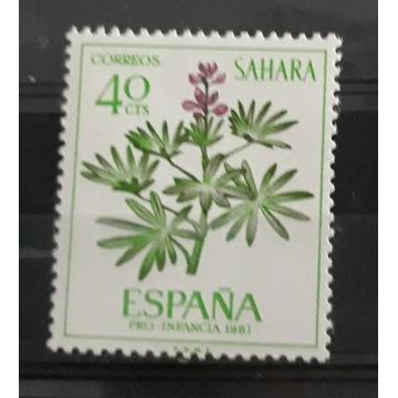 Znaczki czyste Sahara Hiszpania 1967r Mi288