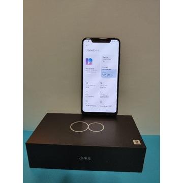 Xiaomi MI8 6/64 w pełni sprawny