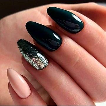 Tipsy- sztuczne paznokcie- hybryda Press on nails