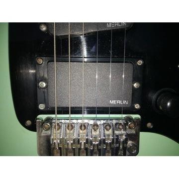 Merlin Classic Strat humbucker
