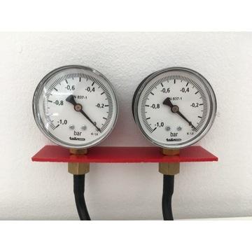Wakuometr- pomiar podciśnienia, regulacja gaźników