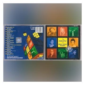 RMF FM - MOJA I TWOJA MUZYKA [CD]