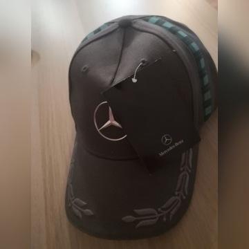 Mercedes czapka z daszkiem