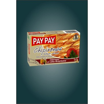 Kalmary baby chiprones sos salsa americana Pay Pay