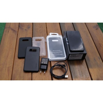 Samsung Galaxy S10e G970F 128GB Gwarancja czarny