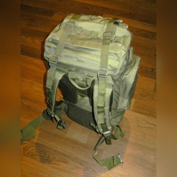 Duży plecak taktyczny turystyczny oliv JAK NOWY!!!