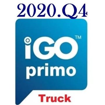 iGO PRimo Truck 2020.Q4 (marzec 2021) aktualizacja
