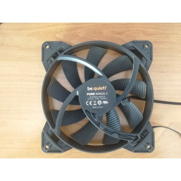 Be quiet! PURE WINGS 2 bq puw2-14025-lr 1000rpm