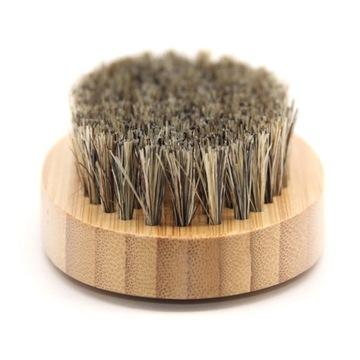 Kartacz do brody ze szczeciny dzika