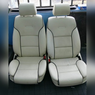 Audi A8 S8 4E D3 Fotele siedzenia EXCLUSIVE monito