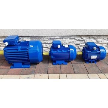 Silnik elektryczny Indukta 1,1 kW 1440  obr/min