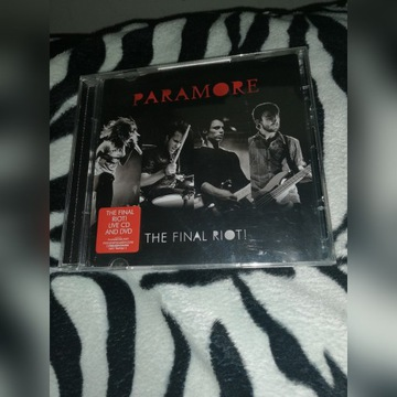 Paramore The final of riot