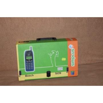 telefon komorkowy bosch 509 simplus walizka