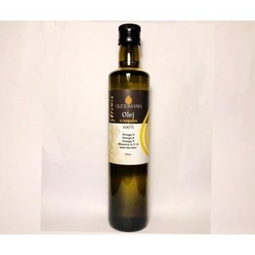 Olej rzepakowy - 500ml