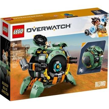 Lego 75976 Overwatch Burzyciel Wrecking Ball