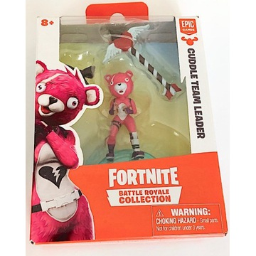 Fortnite Cuddle Team Battle Royale Figurka Epee