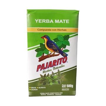 Pajarito Hierbas 500g