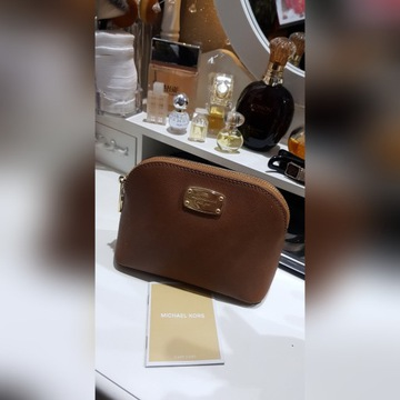 Kosmetyczka saszetka MICHAEL KORS MK z USA