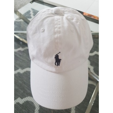 Ralph Lauren czapeczka z daszkiem 12/18mcy 48cm