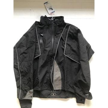 Nowy!!! Santini Drun Rain Jacket Black