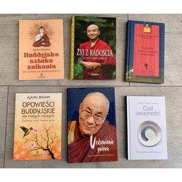 Książki o tematyce buddyjskiej (książki buddyzm)